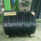 Le PVC de qualité enduit galvanisent le fil