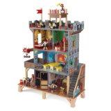Casa de muñeca para la alta calidad fácil del Dollhouse de la asamblea de los niños