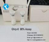 Hot-Selling Ghrp-6 hormônio polipeptídeo para ganhar músculo e perda de peso