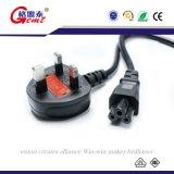 Великобритании BS1363 стандартный кабель питания переменного тока 3A/5A/10A/13A