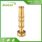 ugello d'ottone del tubo flessibile dell'acqua dello spruzzo del getto di alta qualità per il giardino