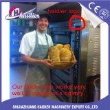 Gâteau à trois compartiments Pizza four à pain de la machine de cuisson de boulangerie