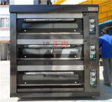 De Oven van het Gas van het Dek van Tripple (zmc-309M)