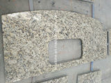 床またはフロアーリングまたは階段または壁または浴室または台所タイルまたは浴室または壁のタイルのための指定花こう岩または大理石または水晶石造りの平板