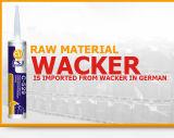 Puate d'étanchéité extérieure corrigeante rapide de bonne qualité de silicones de PVC de RTV