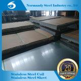 Feuille d'acier inoxydable du fini 2b d'ASTM 410 pour la décoration