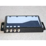 RS485 Wiegand fijo RS232 de la tarjeta de lector RFID UHF con 8dBi Antena 12dBi