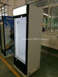 Refrigerador ereto porta dinâmica do sistema refrigerando da única