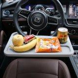 Het in het groot Multifunctionele Laptop van de Auto van het Bureau van het Stuurwiel en Dienblad van het Stuurwiel van het Voedsel