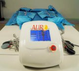Au-6809 electro estimulador muscular por infrarrojos Presoterapia drenaje linfático EMS Equipo