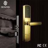 Hôtel RFID de serrure de porte clé de carte (BW803BG-G)