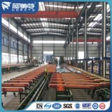 La fábrica de color dorado de la clase alta 6063 Perfil de muebles de extrusión de aluminio
