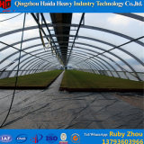 200 Mikron-beständiges Plastikfilm-Tunnel-UVgewächshaus von China