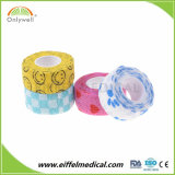 Auto-Adesivos Veterinário coesa elástica bandagem flexível
