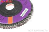 Rotella di lucidatura di vendita calda per l'acciaio inossidabile di alluminio e di legno, della plastica,