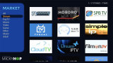 Android Ott HD 1080p Set Top Box DVB+S2 Media Player
