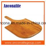Peddel van de Raad van de Peddel van de Broodvrucht van de Pizza van het bamboe De Scherpe