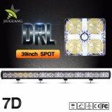 Newst 7D 252W Cross DRL 39pouces à double rangée de 12V Barre d'éclairage à LED Offroad