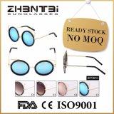De klaar Uitstekende kwaliteit van de Zonnebril van de Spiegel van de Manier van de Voorraad Vrouwelijke (HFF0013)