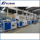 Placa del panel de techo del PVC/cadena de producción del perfil de la tarjeta/máquina plásticas del estirador