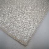 Hoja sólida grabada revestida ULTRAVIOLETA del policarbonato para la pared de interior