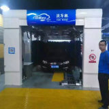 Automatische Tunnel-Auto-Waschmaschine mit guter Qualität