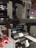 Máquina de impressão de Flexo com uma estação cortando