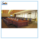 オフィス用家具の贅沢なデザイン木の会議の席(FEC B50)