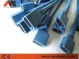 Cable moldeado SpO2/ECG/EKG/IBP