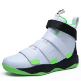 2018 fournisseur chinois à la mode des chaussures de basket-ball de coupe élevée