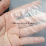 Gousset latéral de vêtements en PEBD transparent Sac grand côté