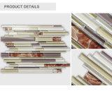 Más vendidos nuevo diseñado tira hermoso mosaico de vidrio para Backsplash/cuarto de baño
