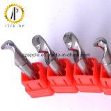 Ferramentas de trabalho de metais Flauta Endmill único de alumínio