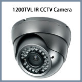 1200tvl IRの金属のドームCCTVの保安用カメラ