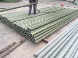 Cilindro a fibra rinforzata del tubo del tubo di vetro della fibra della plastica FRP per la soluzione o l'acqua chimica