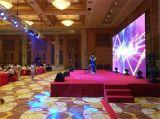 Горячая установка цвета в полном объеме продаж P4.81 светодиодный дисплей рекламы