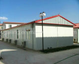 Prefabriceerden het Rekupereerbare Modulaire Bureau van Prebuilt/het Mobiele Huis/het Beweegbare Huis/Slaapzaal