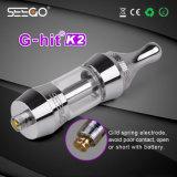 E-Sigaretten Seego g-Klap K2 Uitrusting de van uitstekende kwaliteit van de Brander van de Olie van het Glas
