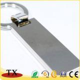車のロゴの金属板のカスタム金属Keychain