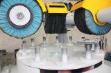 Cabezal pulido tipo redondo completamente automática máquina de pulido/instrumentos de laboratorio