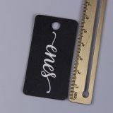 Sinicline Barato preço por grosso lâmina prateada personalizada de logotipo impresso Colar Brinco Cards