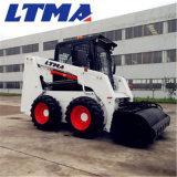 Ltma Hot Sale chargeuse à direction à glissement WS65 prix du produit