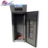 Machine d'imperméabilisation simple commerciale de réfrigérateur de porte de la pâte de pain/Proofer