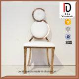 普及した8つの形の一義的なステンレス鋼の椅子