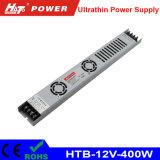 12V 33A LED 세륨 RoHS Htb 시리즈를 가진 Ultra-Thin 전력 공급