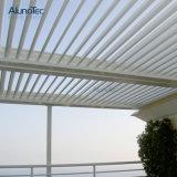 알루미늄 바람 비 센서를 가진 조정가능한 Pergola 지붕 차일