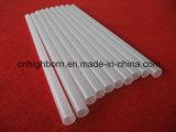 Tubo de cerámica vendedor superior del alúmina transparente industrial