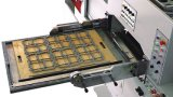 Carton Automatique. Carton, papier ondulé, découpage en carton avec ou sans unité de décapage / Machine à découper des matrices (BC-1050)