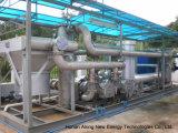 1200 Nm3/h Sistema de tratamento dos gases de aterro