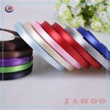 Мода оптовой 196 цветов на складе полиэстер атласная лента с двойной лицевой стороной